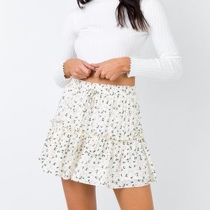 Princess Polly Light of Life Mini Skirt